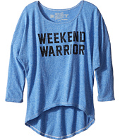 The Original Retro Brand Kids - Weekend Warrior 3/4 Dolman (Big Kids)