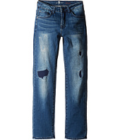 7 For All Mankind Kids - Slimmy Jeans in Phoenix Drifter (Big Kids)