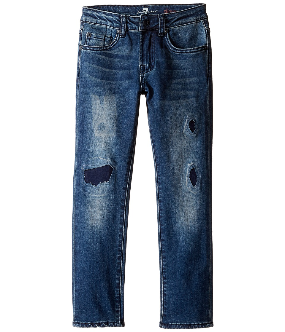 7 For All Mankind Kids - Slimmy Jeans in Phoenix Drifter