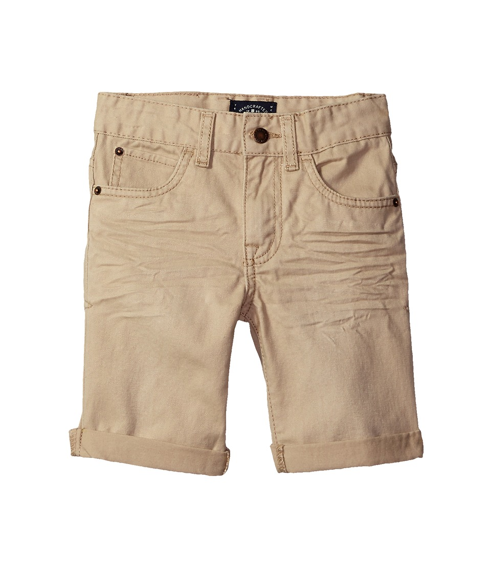 Lucky Brand Kids - Clubhouse Shorts Twill