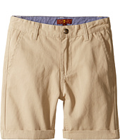 7 For All Mankind Kids - Classic Shorts (Little Kids/Big Kids)