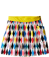 Sonia Rykiel Kids - Harlequin Printed Skirt w/ Pocket (Big Kids)