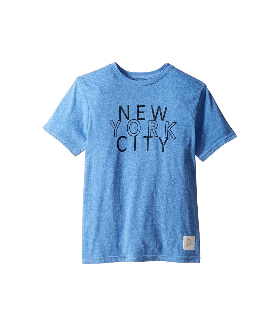 The Original Retro Brand Kids - New York City Tri-Blend Short Sleeve Tee