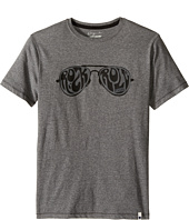 Lucky Brand Kids - Aviator Rock Short Sleeve Tee (Big Kids)
