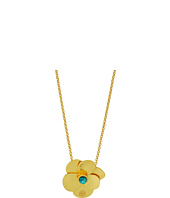 Tory Burch - Flower Petal Delicate Necklace