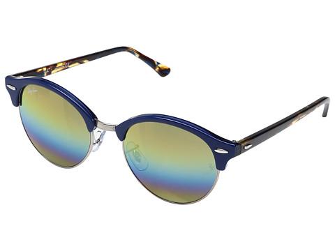 Ray-Ban RB4246 51mm - Blue/Shiny Metallic Bronze/Gold/Blue/Green Mirror