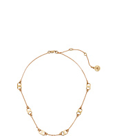 Tory Burch - Gemini Link Delicate Necklace