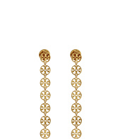 Tory Burch - Logo Linear Earrings