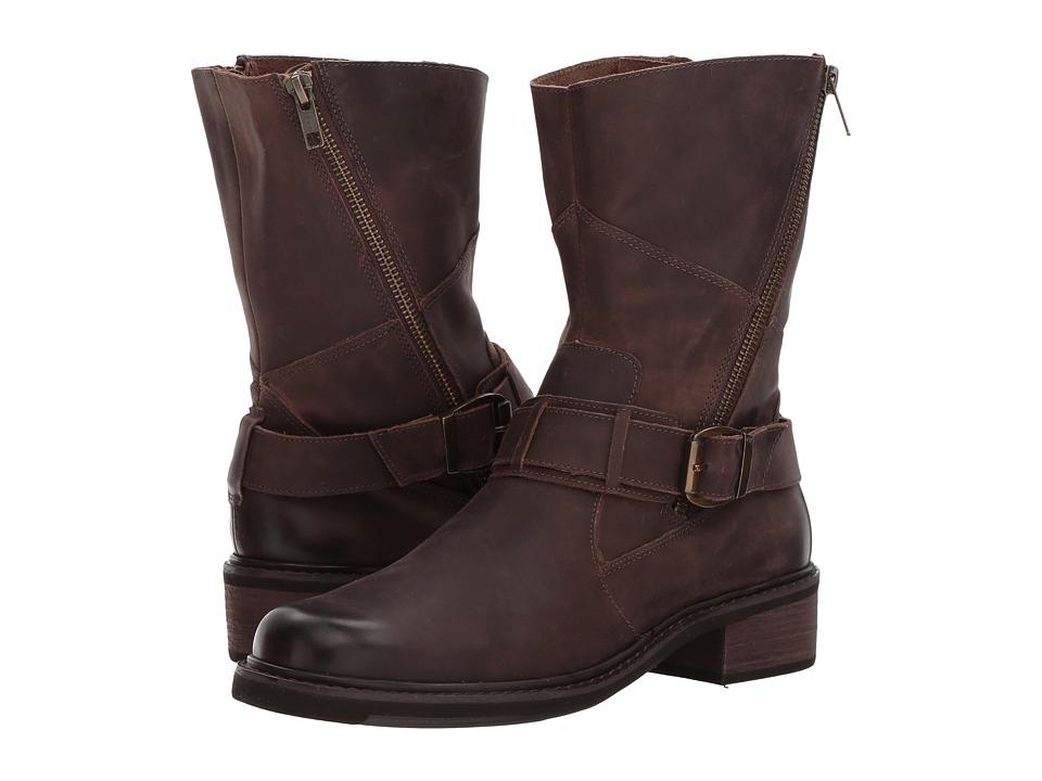 Walking Cradles Dallas (Brown Distressed Leather) Women