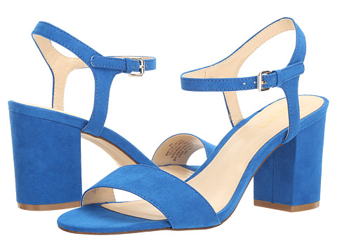 Nine West Gallmeyer - Electric Blue Suede