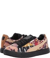 Puma Kids - Clyde Moon Jungle Naturel (Little Kid/Big Kid)