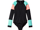 Seafolly Kids Native Surf Long Sleeve Tank Top (Big Kids)