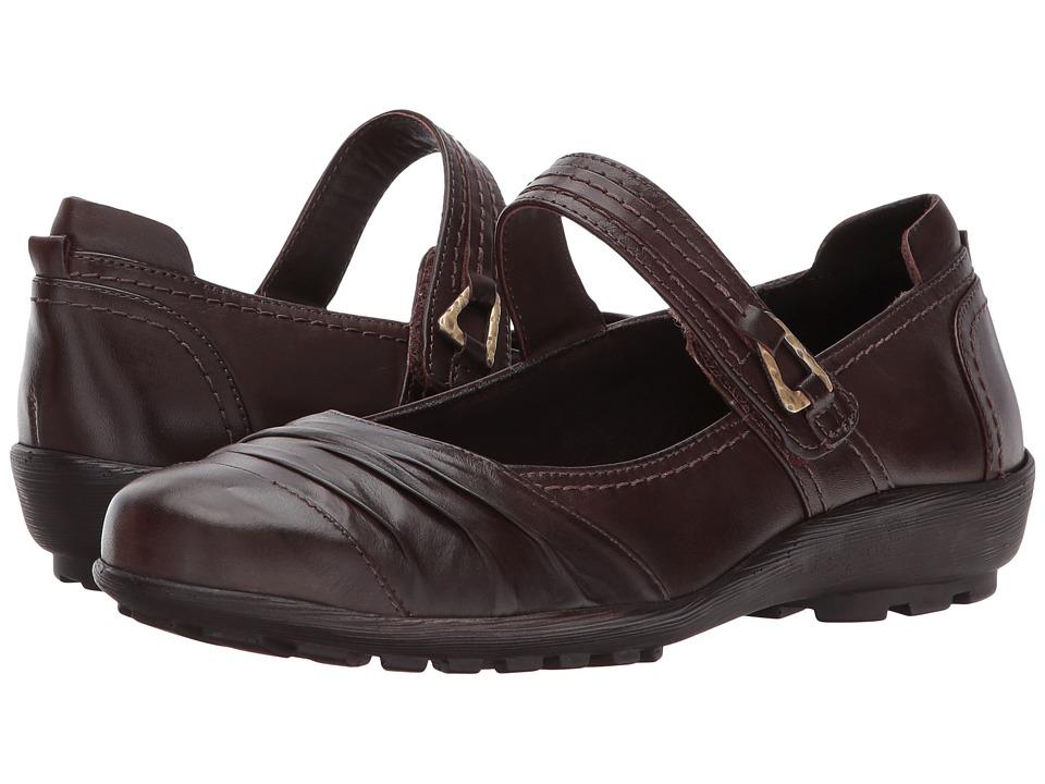 Walking Cradles Hayden (Brown Leather) Women