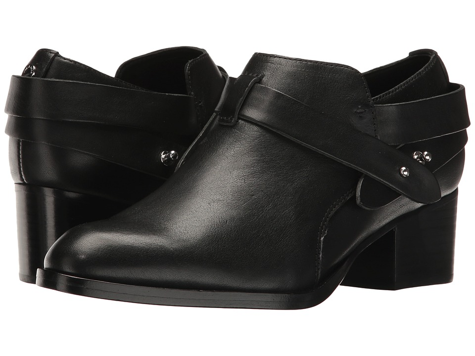 rag & bone - Harley Boot (Black Leather) Women's Boots