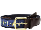 Vineyard Vines - Beer & Lime Canvas Club Belt