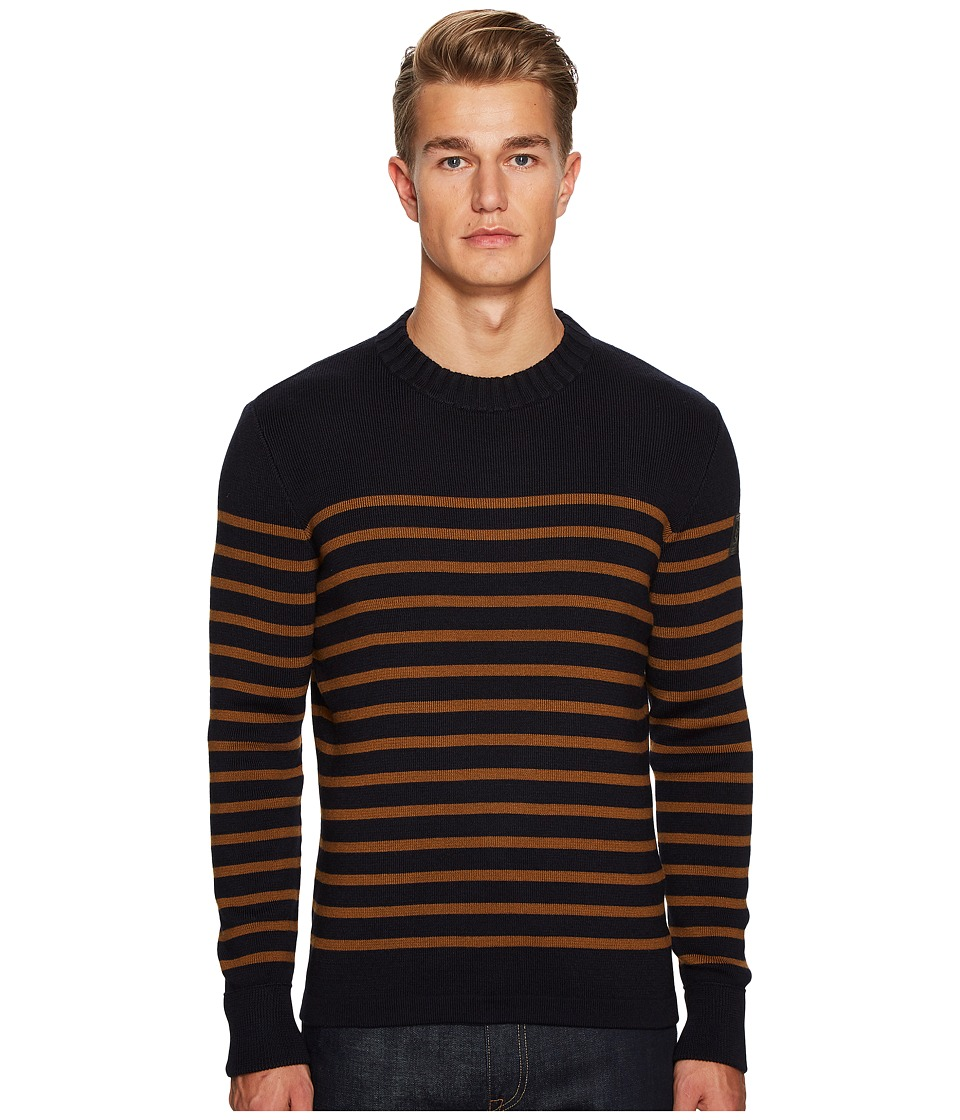 BELSTAFF - Gaynesford Breton Stripe Sweater