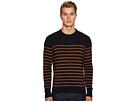 BELSTAFF Gaynesford Breton Stripe Sweater