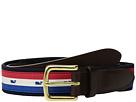 Vineyard Vines - USA Stripe Canvas Club Belt