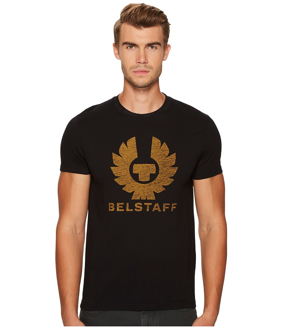 BELSTAFF - Coteland Heritage Jersey Logo Tee