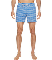 Lacoste - All Over Lacoste Print Short Length
