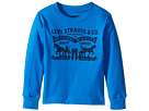 Levi's(r) Kids Long Sleeve Graphic Tee (Toddler)