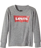 Levi's® Kids - Long Sleeve Graphic Tee (Toddler)
