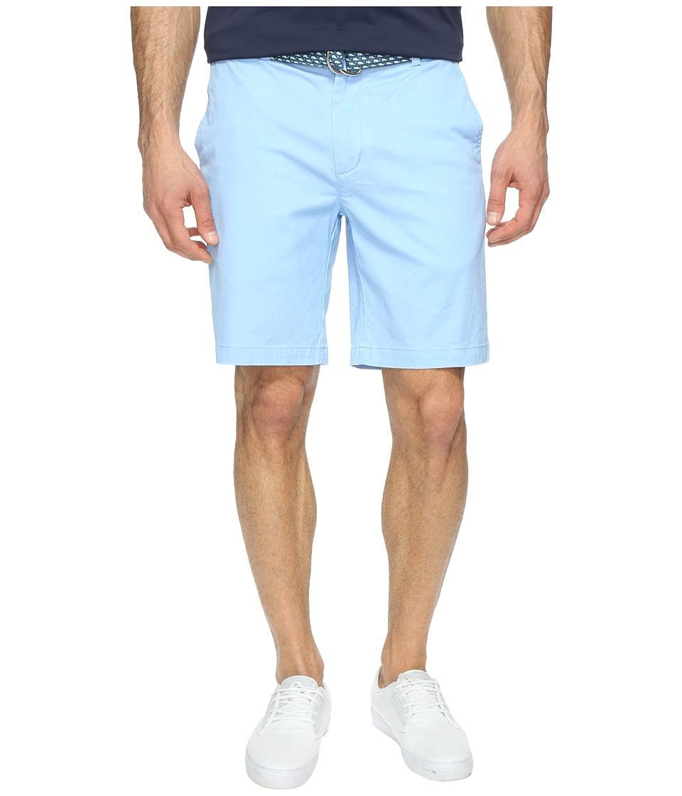Vineyard Vines 9 Stretch Breaker Shorts (Cloud) Men