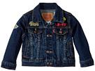 Levi's(r) Kids Denim Trucker Jacket (Infant)