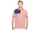Vineyard Vines - USA Flag Slim Polo