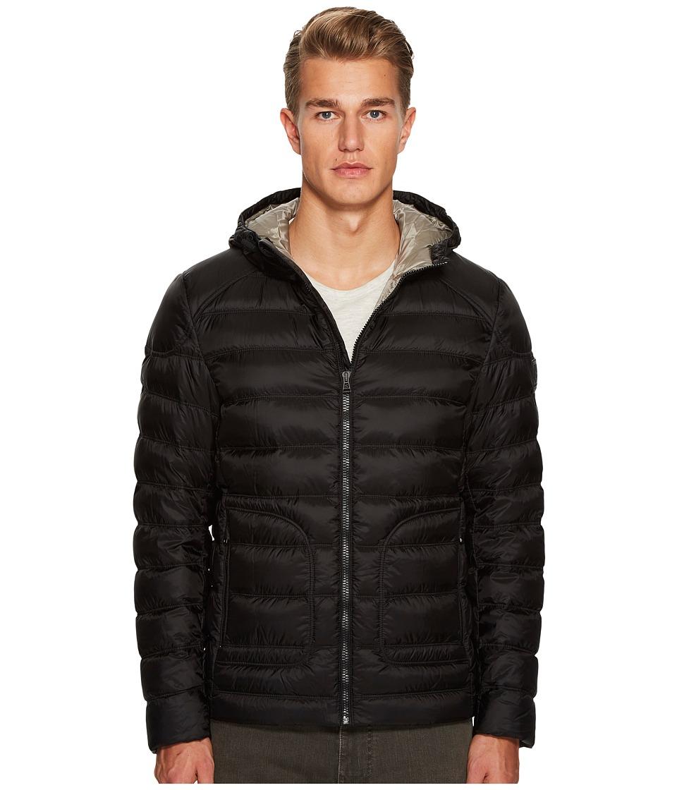 BELSTAFF - Fullarton Lightweight Down Proof Nylon Hooded Jacket