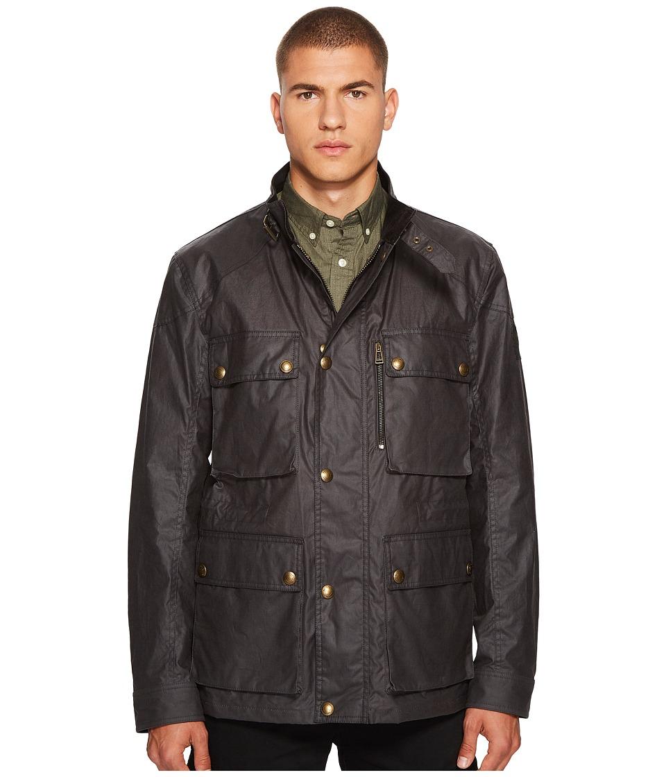 BELSTAFF - Signature 6 oz. Waxed Cotton Trialmaster 2015 Coat