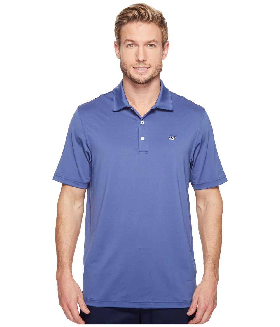 Vineyard Vines Golf - Solid Jersey Performance Polo