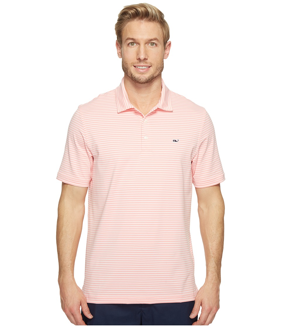 Vineyard Vines Golf Vineyard Vines Golf - Performance Kennedy Stripe Polo