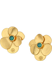Tory Burch - Flower Petal Stud Earrings