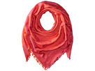 Tory Burch - Traveler Oversized Square Scarf