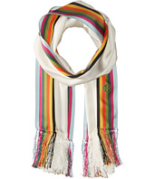 Tory Burch - Soul Stripe Silk Oblong