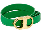 Tory Burch Gemini Link Double Wrap Bracelet