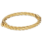 Tory Burch - Twisted Rope Hinge Bracelet