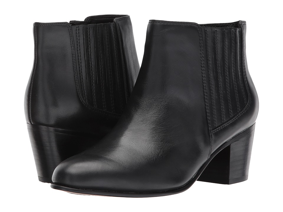 Clarks Maypearl Tulsa (Black Leather) Women