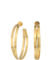 Tory Burch - Double Wrap Hoop Earrings