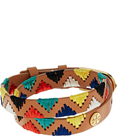 Tory Burch - Raffia Double Wrap Bracelet