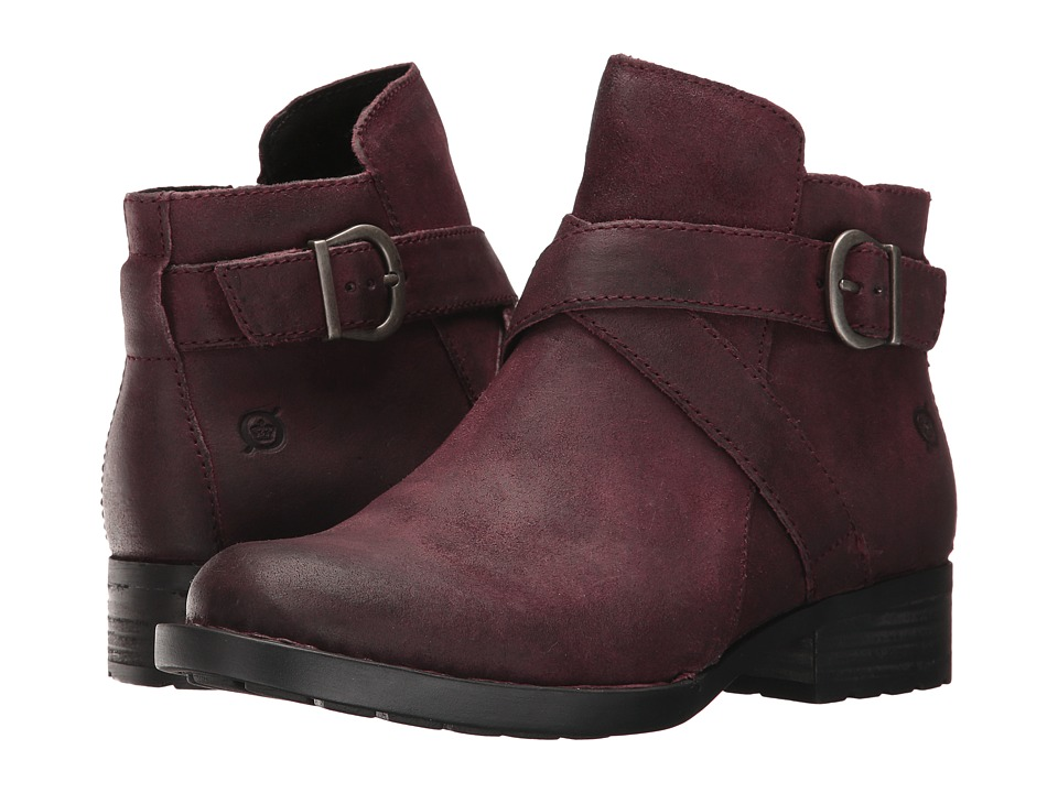 Born Trinculo (Burgundy Distressed)