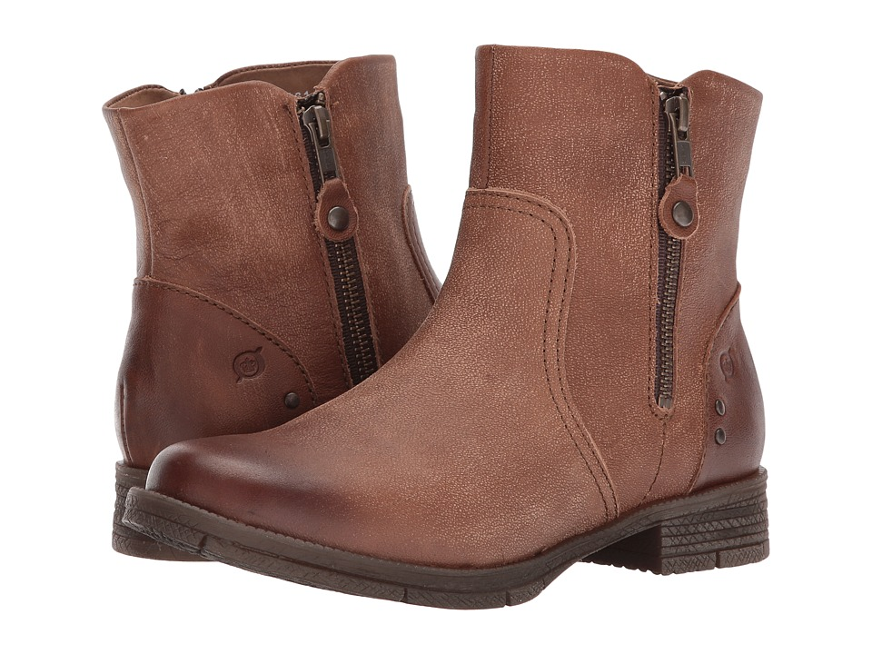 Born Helka (Brown Full Grain) Women