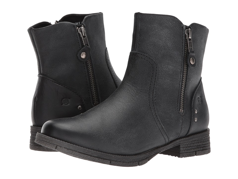 Born Helka (Black Full Grain) Women