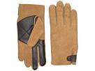 UGG Sheepskin Snap Tab Tech Gloves