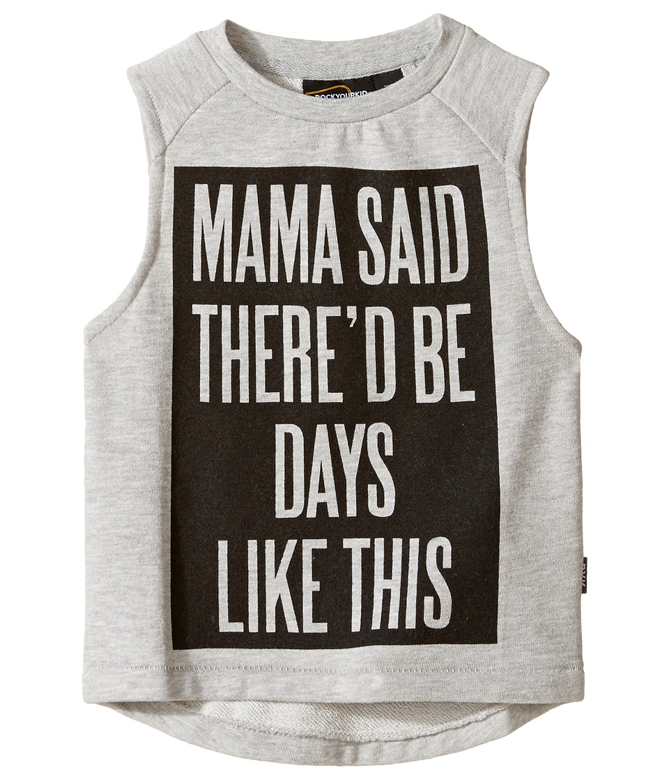 Rock Your Baby - Mama Said Muscle T-Shirt