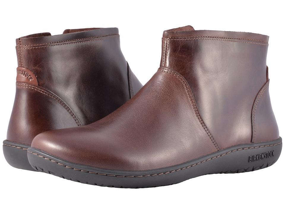 Birkenstock Bennington (Espresso Leather) Women