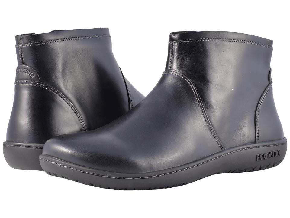 Birkenstock Bennington (Black Leather) Women