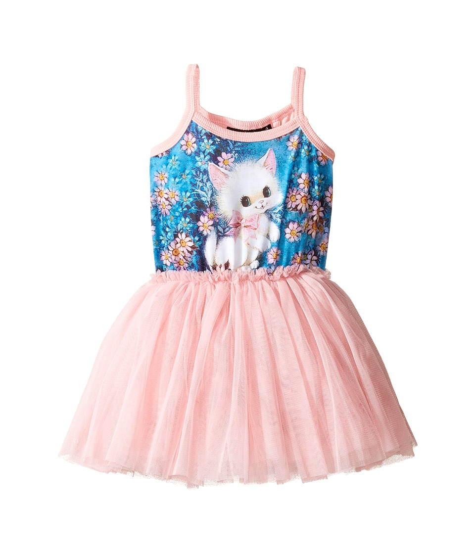 Rock Your Baby - Retro Kitten Singlet Circus Dress
