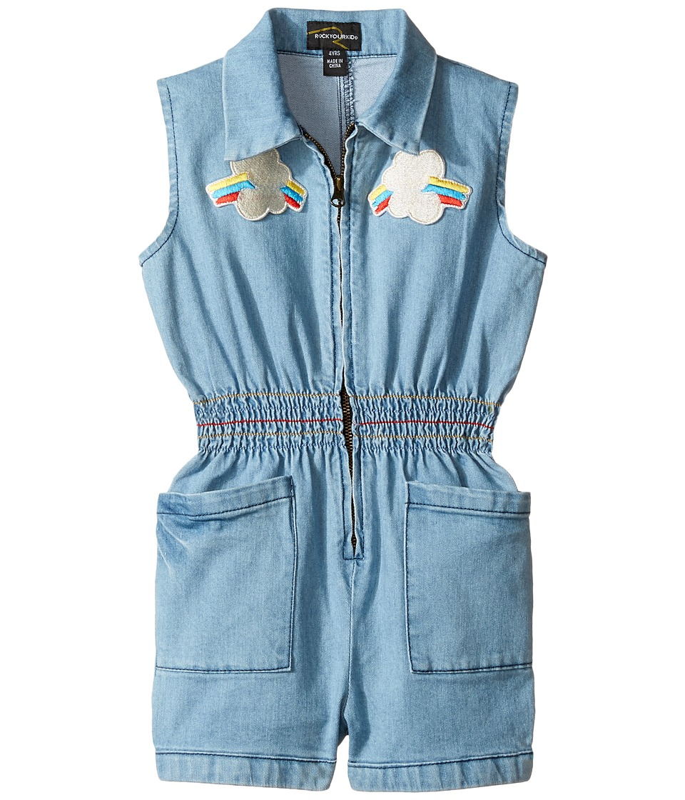Rock Your Baby - Rainbow Romper